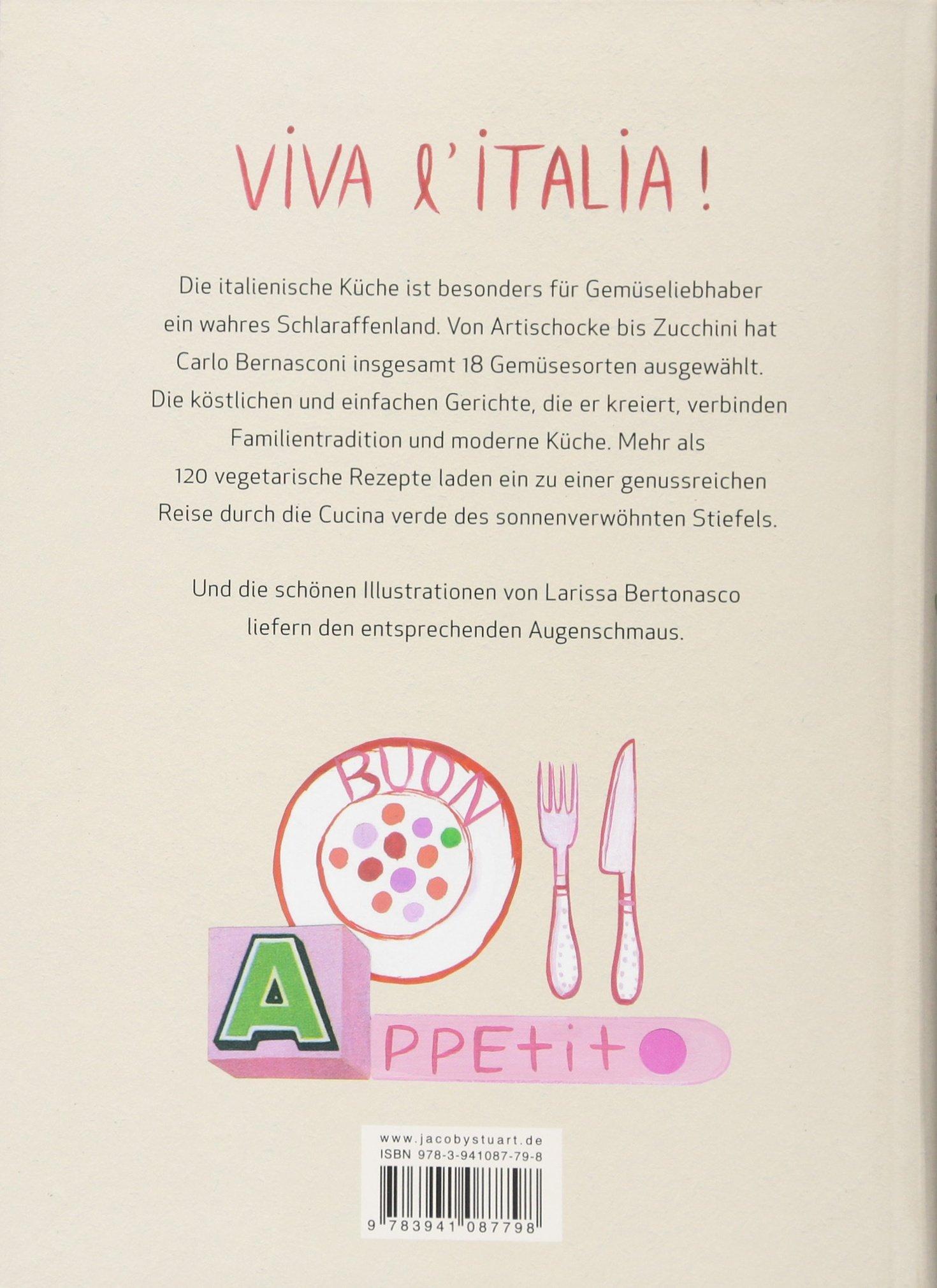 La cucina verde: Carlo Bernasconi, Larissa Bertonasco: 9783941087798 ...