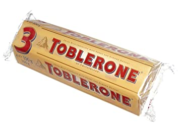 Toblerone - Barra De Chocolate con Leche - 300 gr: Amazon.es: Amazon Pantry