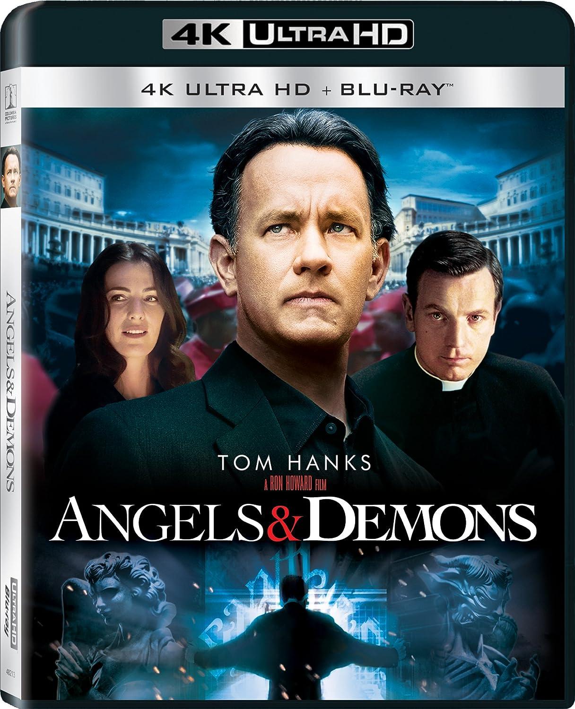 Angels & Demons 4K UHD UV