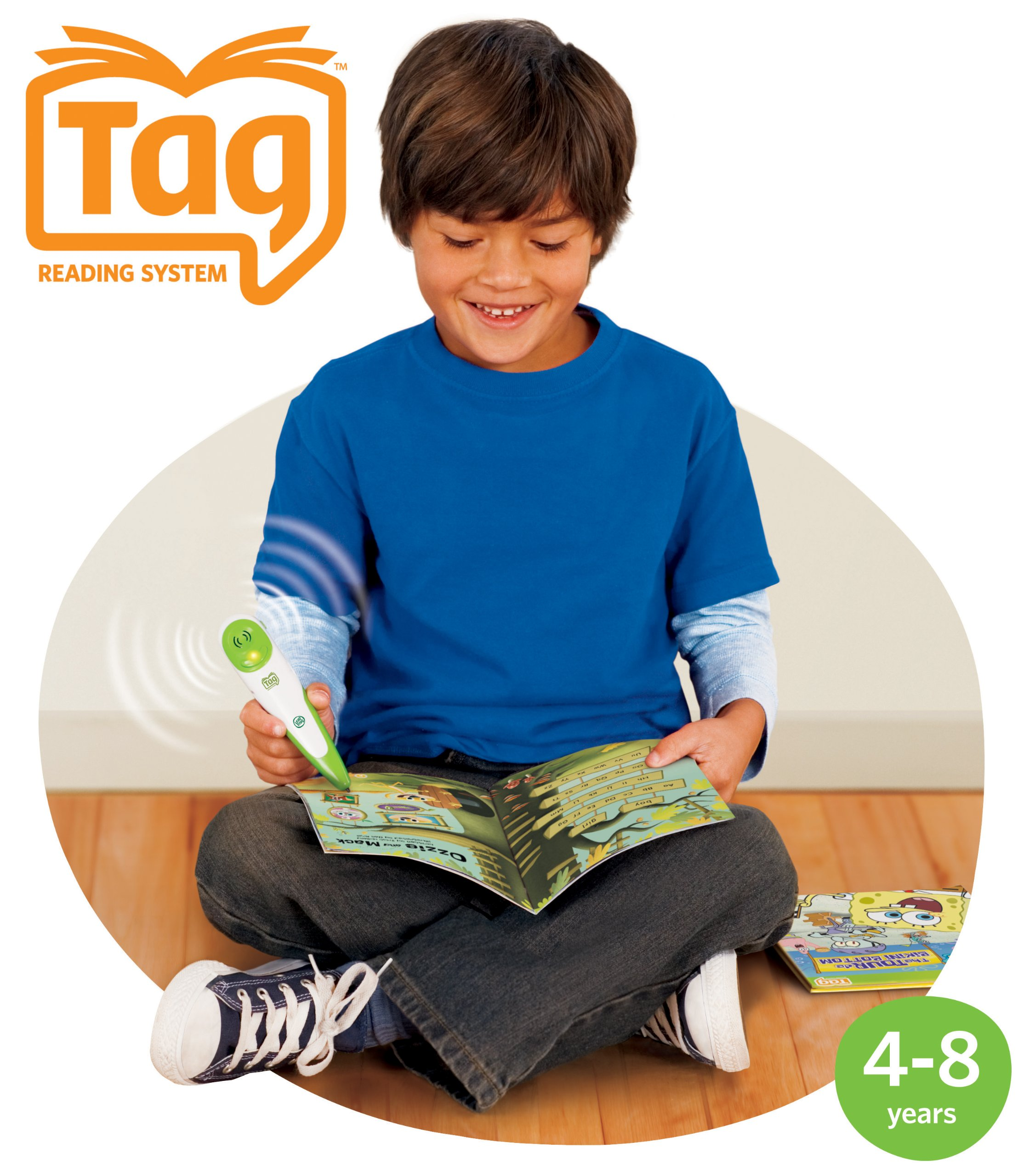 LeapFrog®  Tag Reading System (16 MB) by LeapFrog (Image #5)