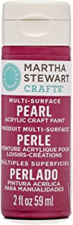product image for Martha Stewart Crafts Martha Stewart Multi-Surface Pearl Craft Fruit Punch, 2 oz Paint, 2 Fl Oz