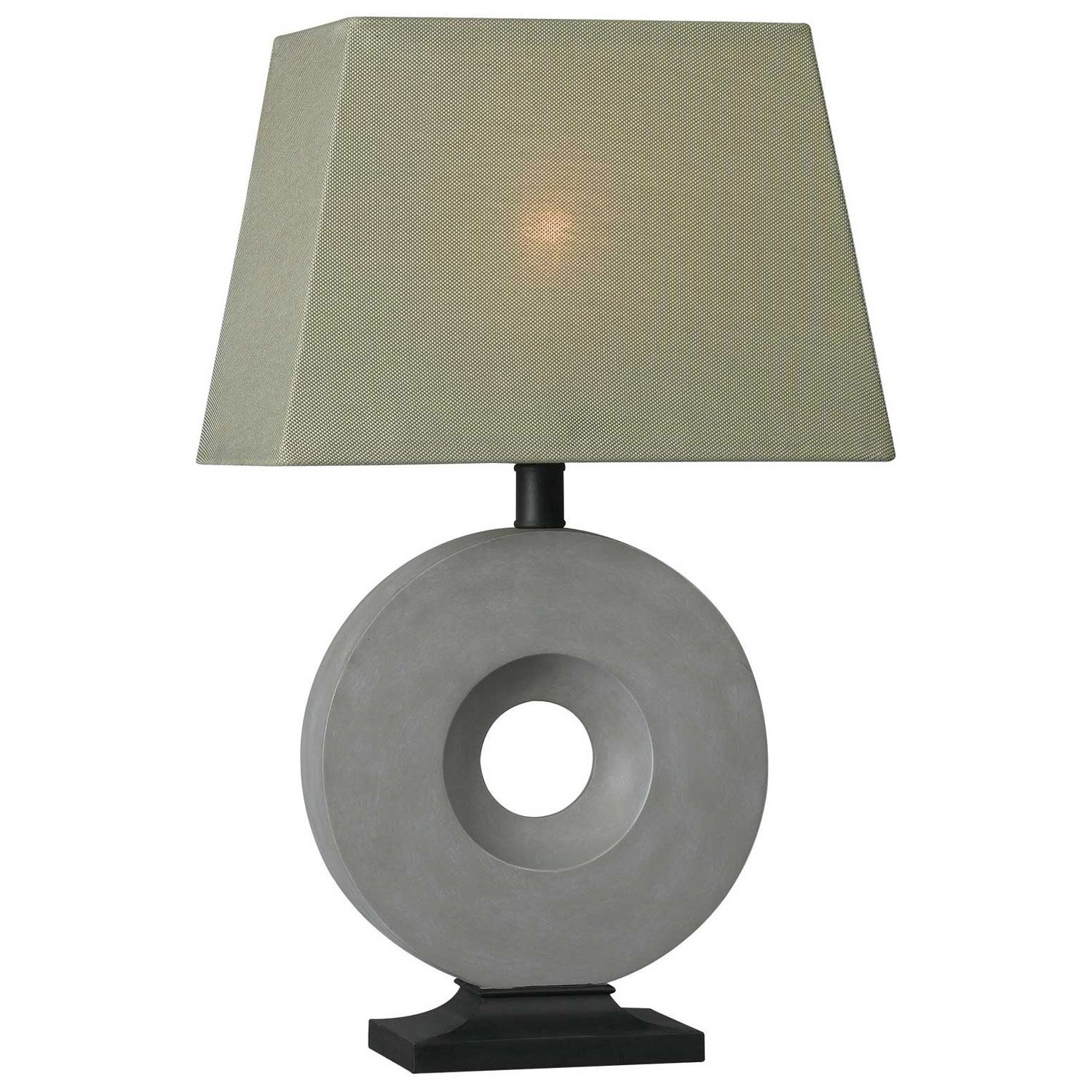 Kenroy Home 32186CON Neolith Outdoor Table Lamp