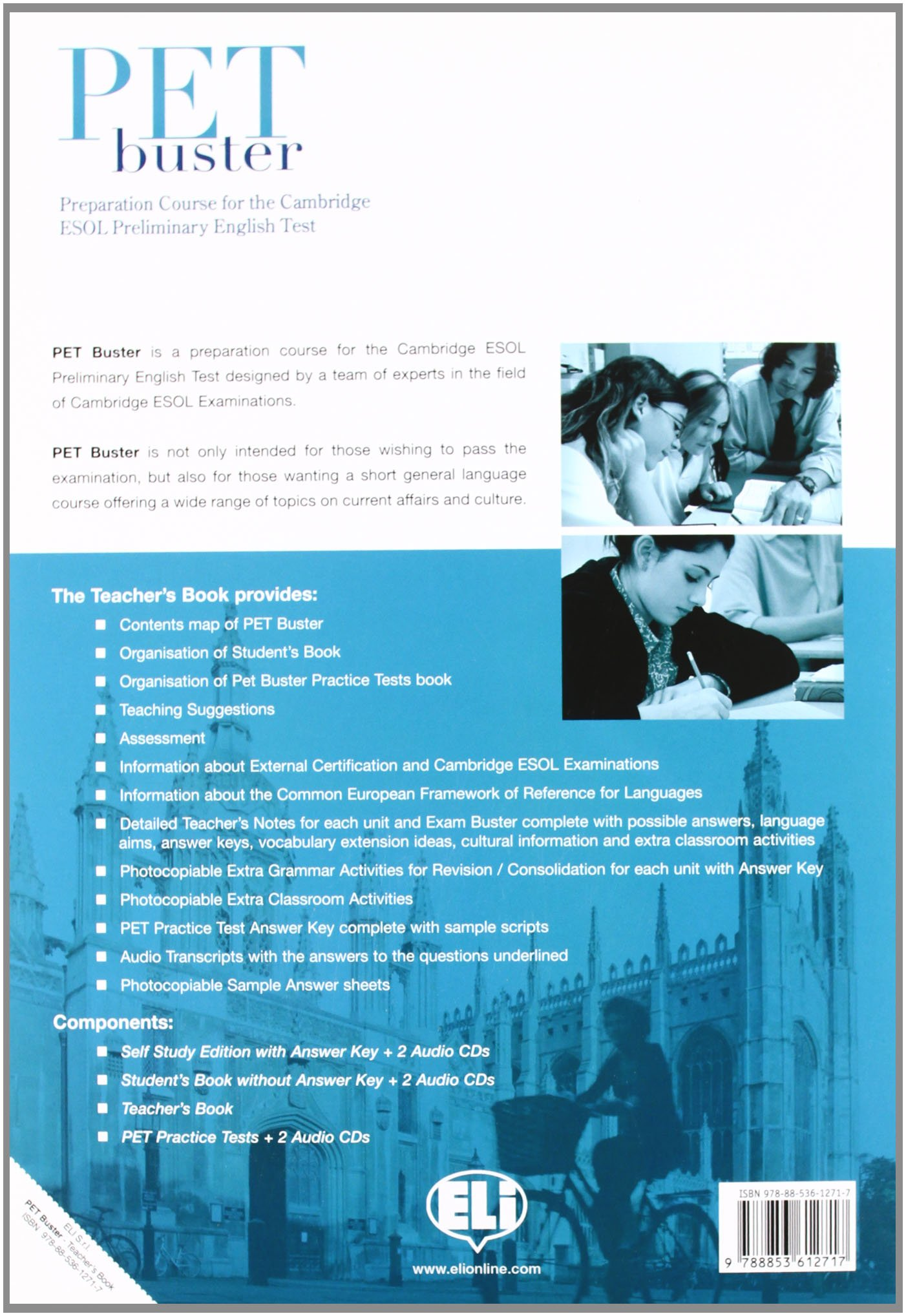 PRELIMINARY ENGLISH TEST STUDENTS BOOK PDF - Download NOW!