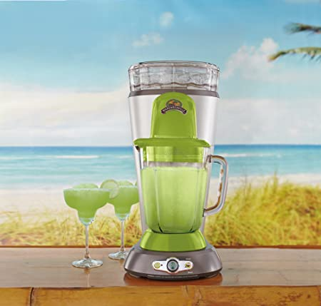 3. Margaritaville Bahamas Frozen Concoction Maker with No Brainer Mixer, DM0700