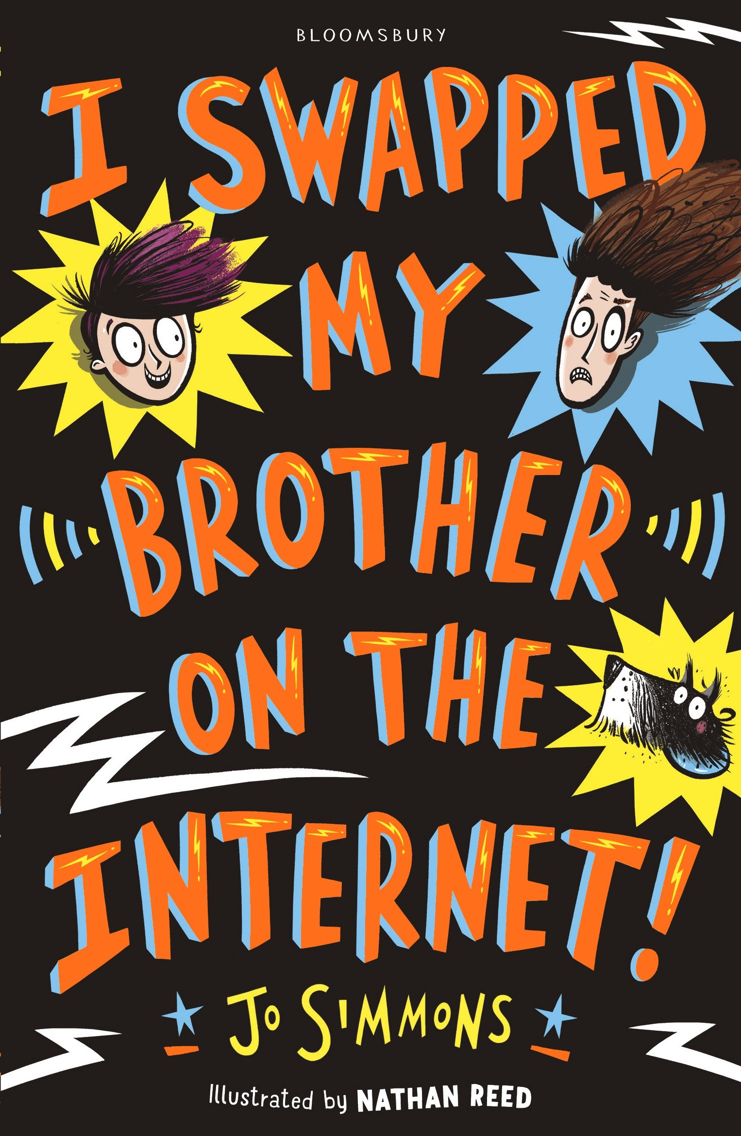 I Swapped My Brother On The Internet pdf epub