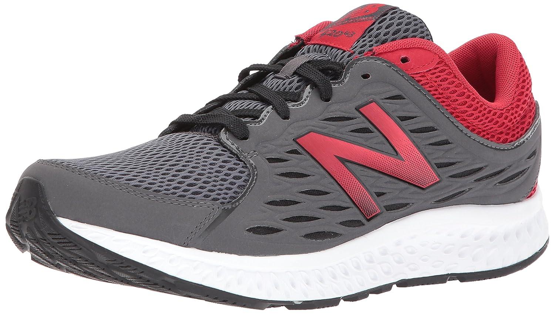 New Balance Men's 420v3 Running-Shoes B01N66HEG1 12 D(M) US Magnet/Team Red