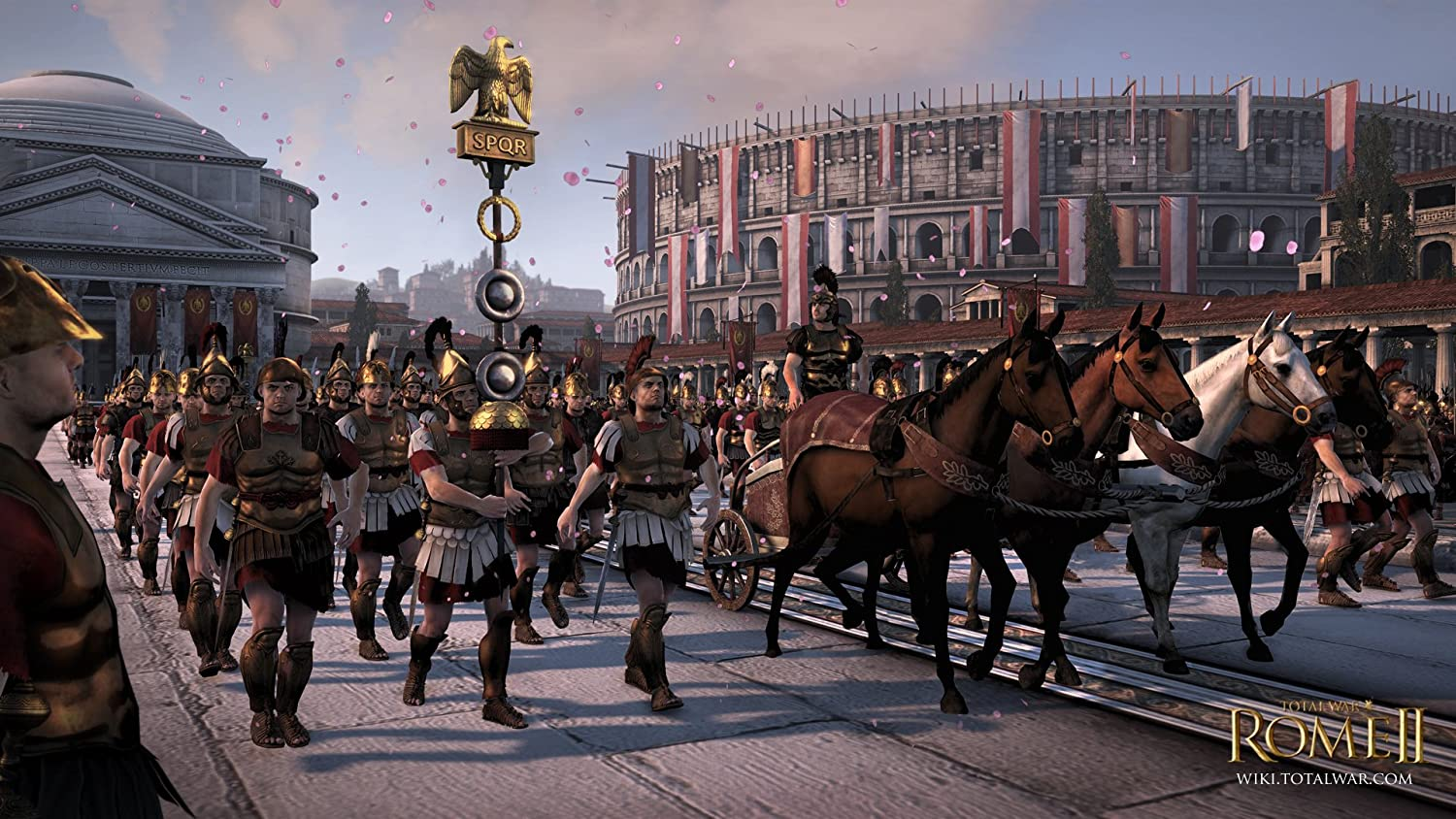 Total War: Rome II Emperor Edition [PC Code - Steam]: Amazon.co.uk: PC &  Video Games