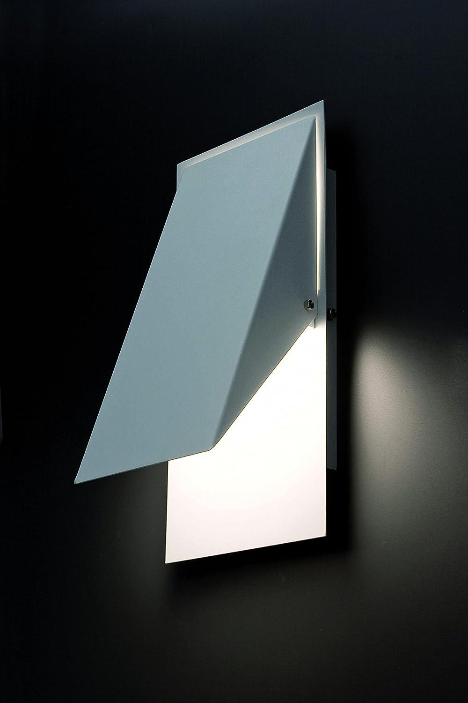 Faro Barcelona Applique Design Homs M Tal Blanc Amazon Fr
