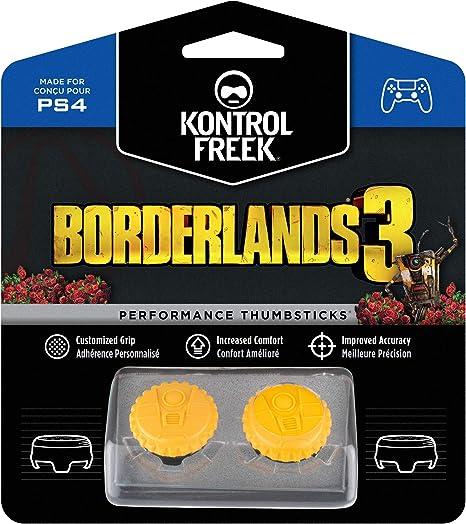 KontrolFreek Borderlands 3 Claptrap Performance Thumbsticks Para ...