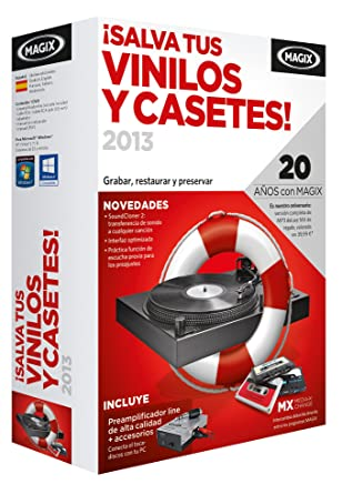 ¡Salva tus Vinilos y Casetes! 2013