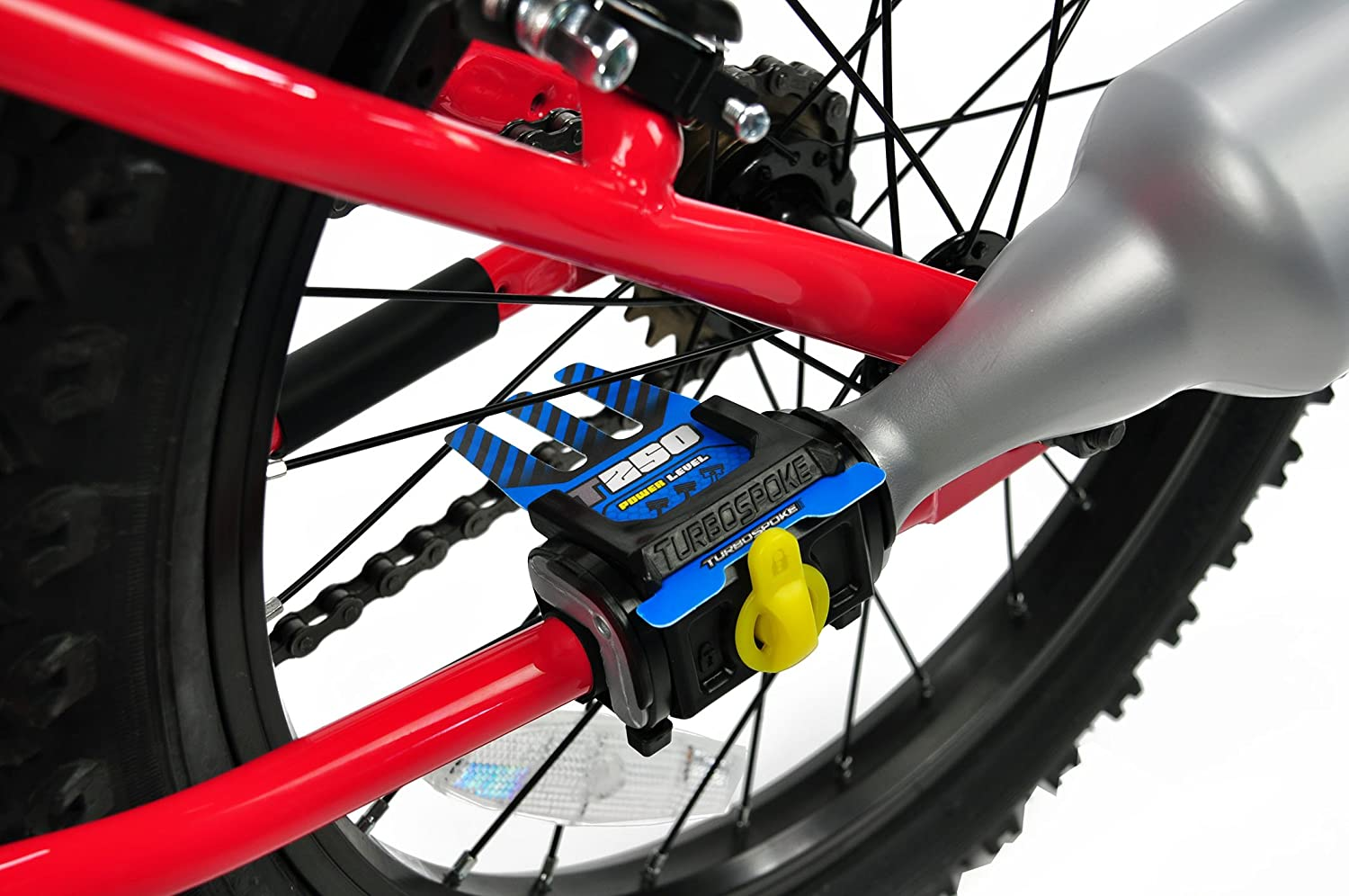 Amazon.com: Turbospoke Bicycle Exhaust Sound System - Bike Accessories - Kids Bikes - Mookie: Toys & Games