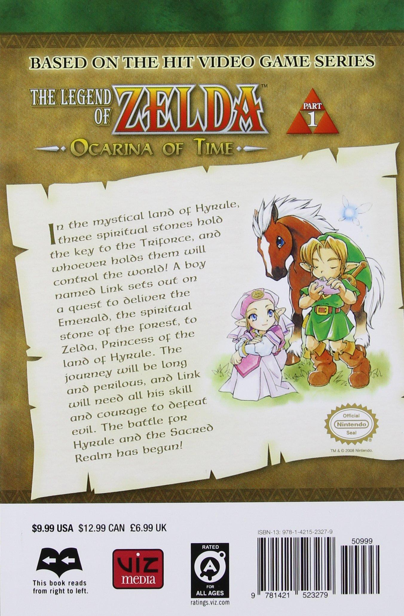 Legend Of Zelda Box Set The Legend of Zelda Idioma Inglés: Amazon.es: Himekawa, Akira: Libros en idiomas extranjeros