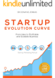 Startup Evolution Curve From Idea to Profitable and Scalable Business: Startup Marketing Manual (English Edition)