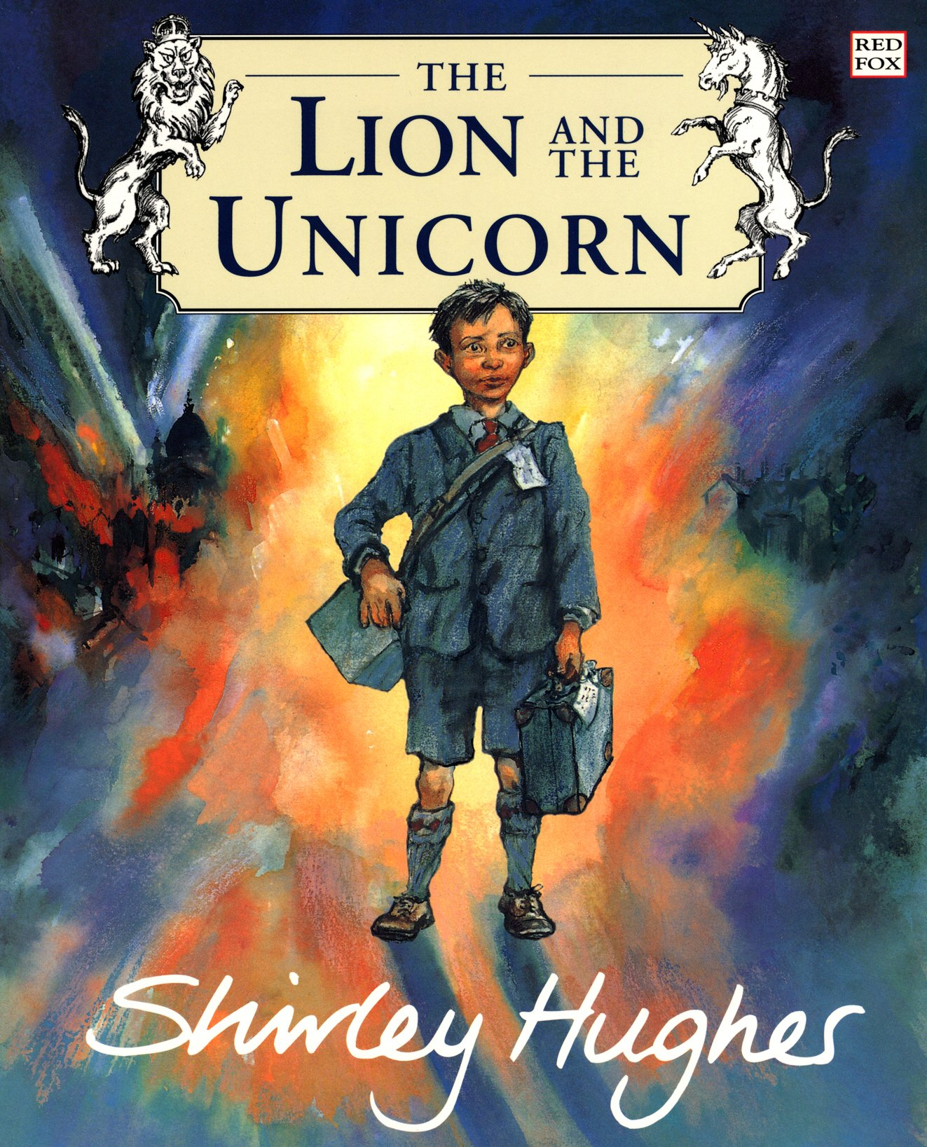 Image result for the lion and the unicorn