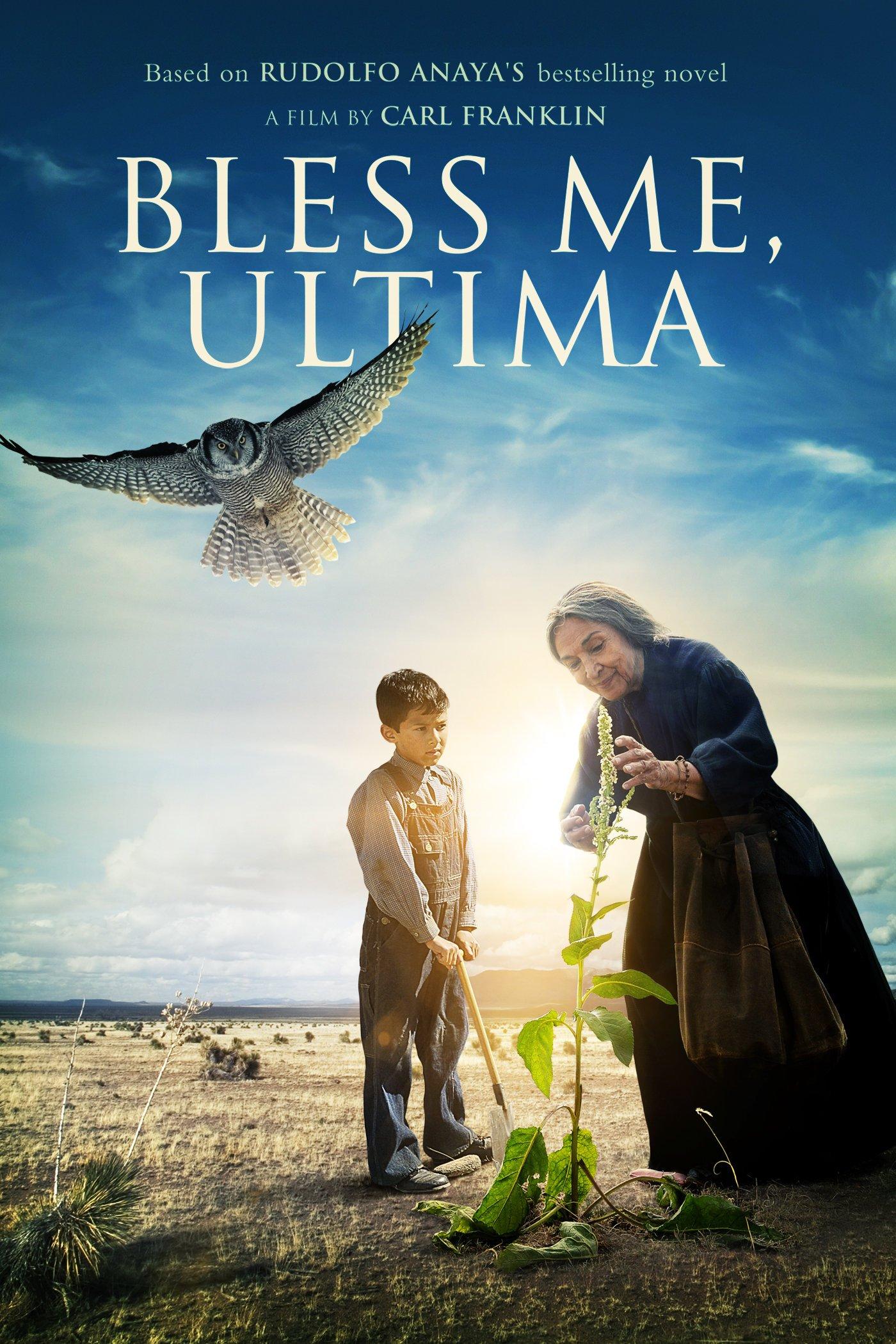 Amazon.com: Bless Me, Ultima: Luke Ganalon, Miriam Colon, Benito ...
