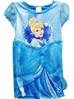 Disney Princess Tutu Bleu Cendrillon-3-4 Ans