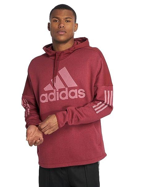 adidas Herren Sports Id Logo Po Fleece Kapuzen-Sweatshirt