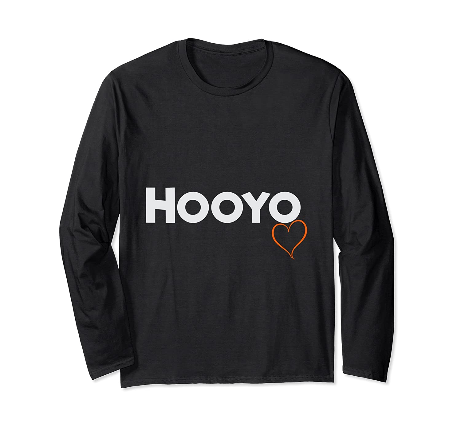 Hooyo T-shirt, Premium Lovely Hooyo Long sleeve shirt-fa