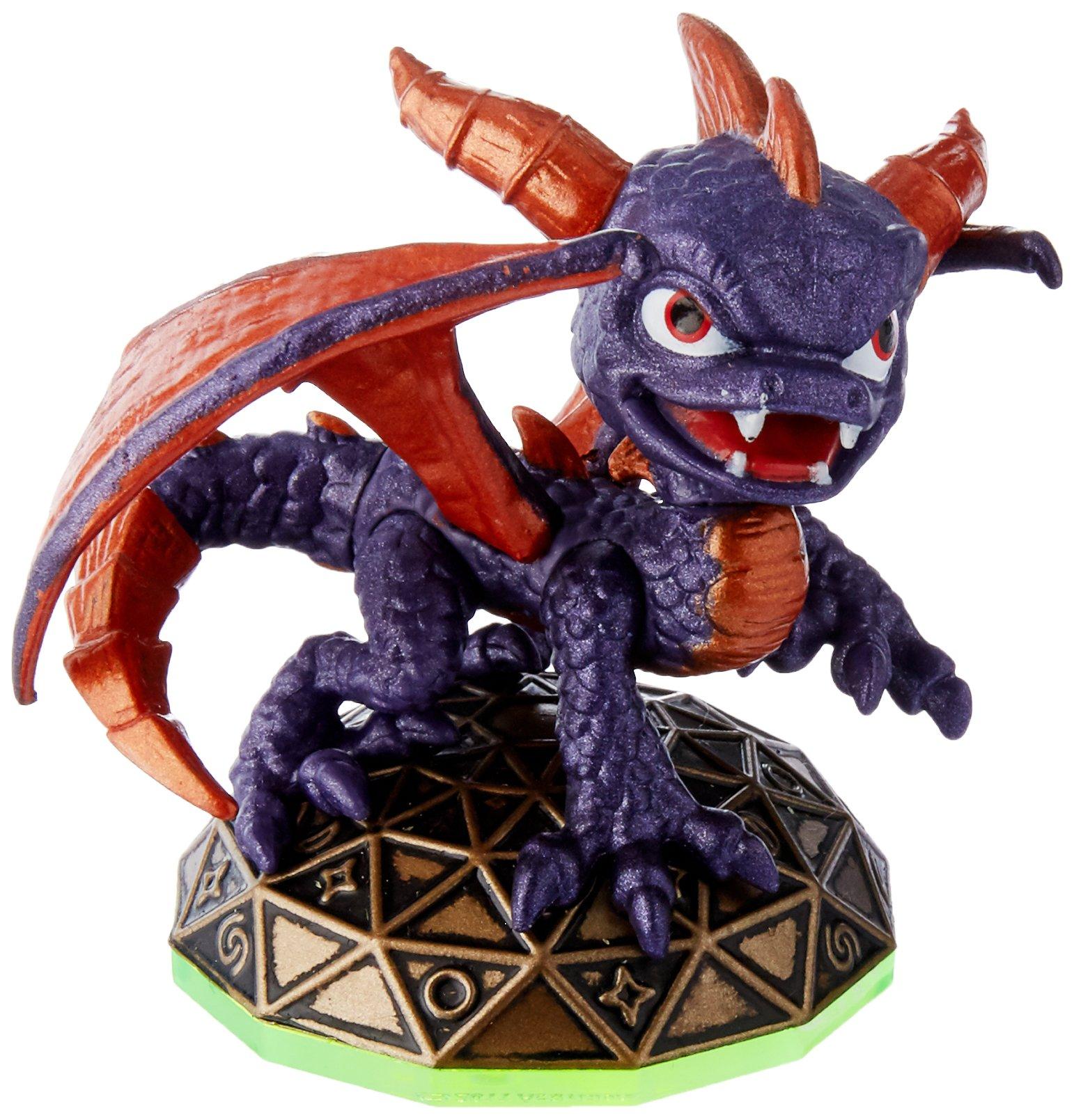 Skylanders Spyro's Adventure Spyro Dragon Series 1 Figure & Code