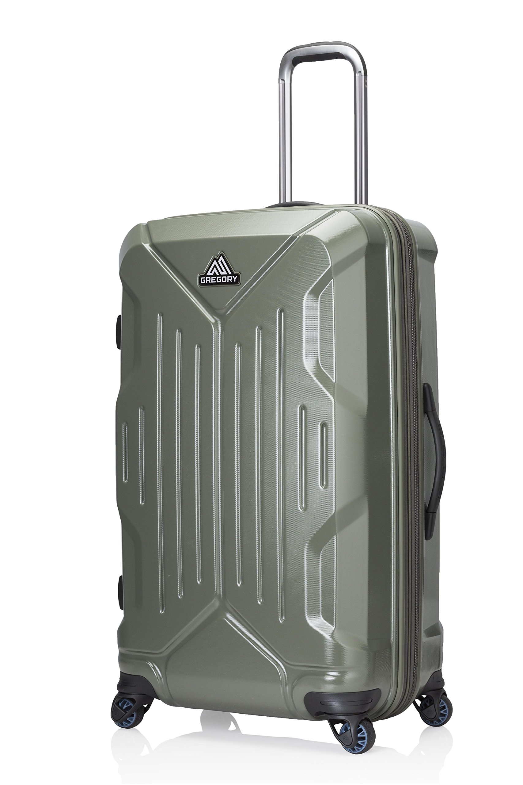 Gregory Mountain Products Quadro Hardcase 30 Inch Hardsided Roller | Travel, Business, Vacation | Multi-Directional Spinner Wheels, Durable Polycarbonate Shell, Waterproof Interior Pocket