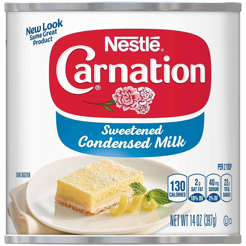 Carnation Sweetened Condensed Milk, 14 fl oz