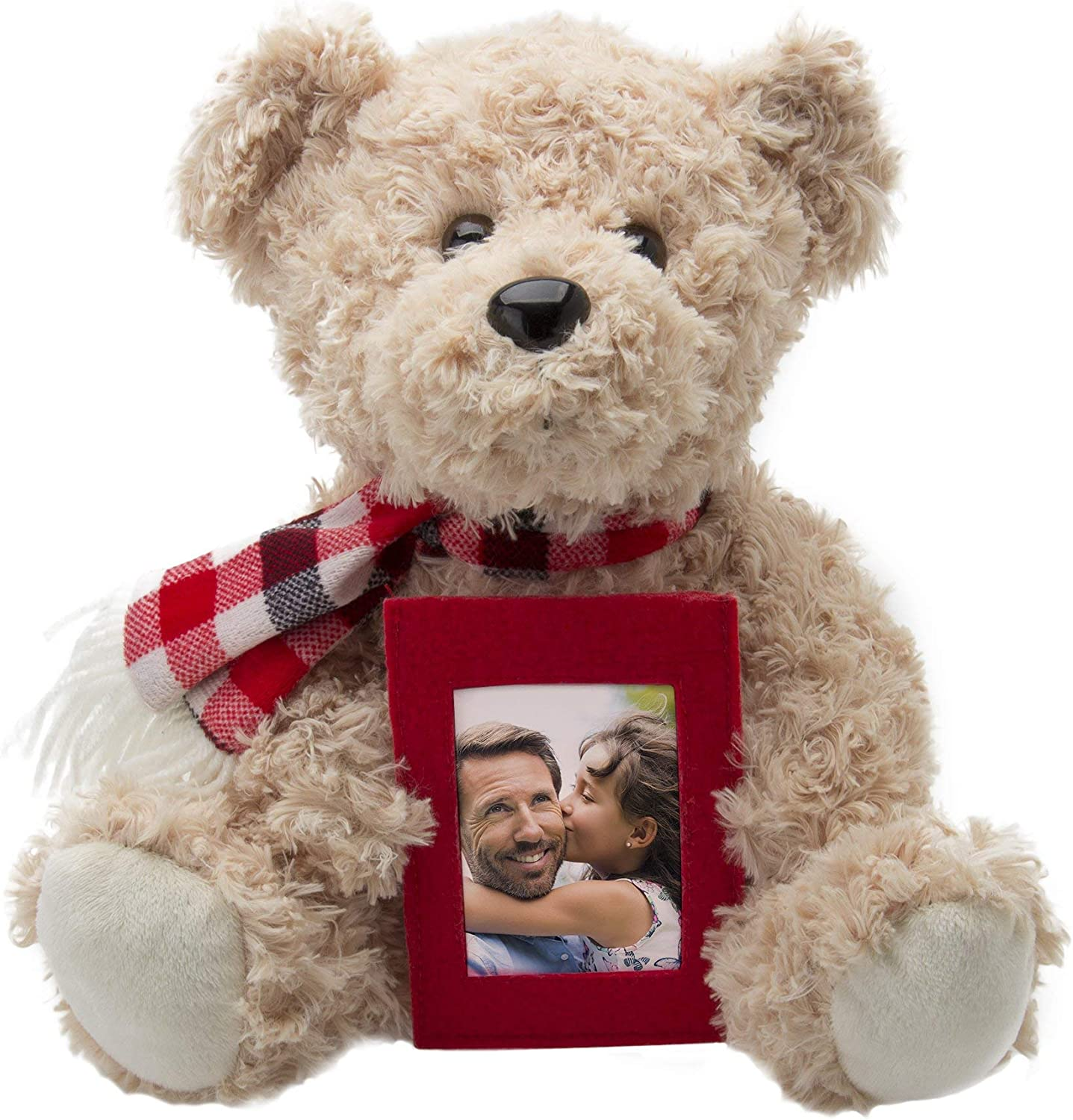 Teddy Bear with Picture Frame