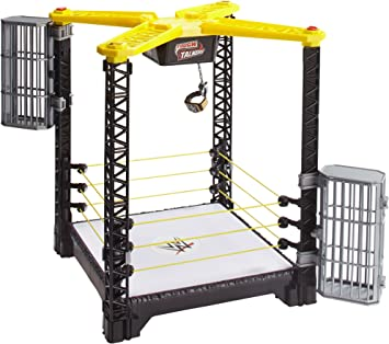 WWE- Gran Ring de Campeonato, 47 x 37 cm (Mattel FFH41)