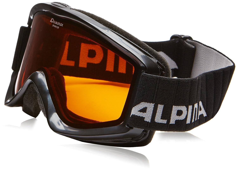 Alpina Unisex - Erwachsene Skibrille Smash 2.0 DH: Amazon.de: Sport ...