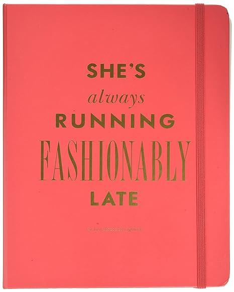 Amazon.com: Kate Spade New York Programa, Fashionably Late ...