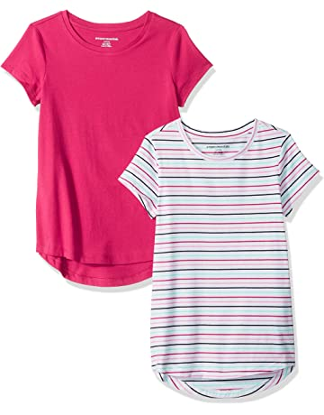 6ebe3f868 T Shirts Girl's Kids Baby Clothing | Amazon.com
