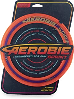 product image for Aerobie Frisbee Sprint Flying Ring 10 Inches, Random Colours (Bizak 61928841)