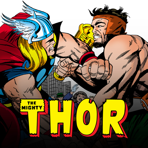 Thor (1966-1996) (Collections) (12 Book Series)