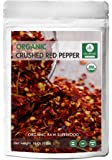 Organic Crushed Red Pepper, 1 Pound