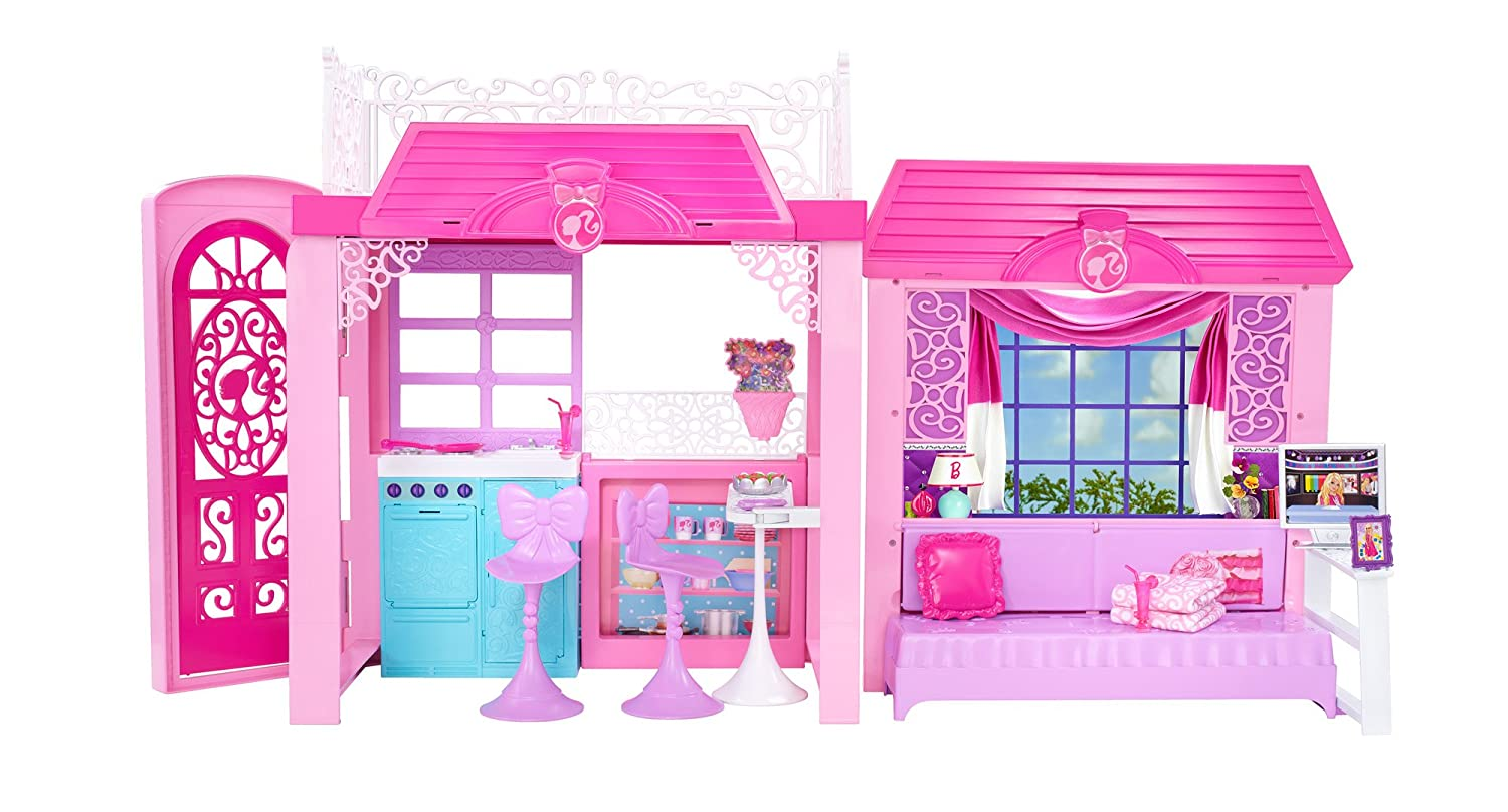 accessoires maison barbie pas cher. Black Bedroom Furniture Sets. Home Design Ideas