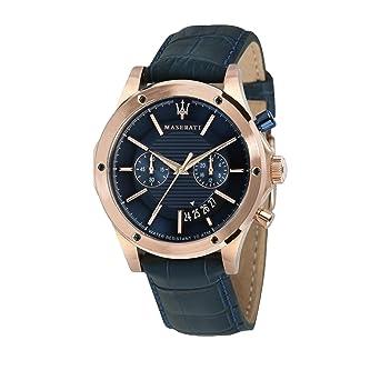 1026e3f57bfe Amazon.com  MASERATI Fashion Watch (Model  R8871627002  Watches