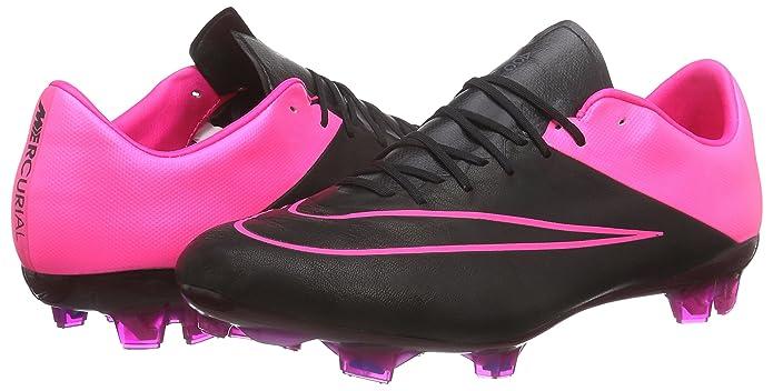 2b63e3f82 Amazon.com | NIKE Mercurial Vapor X Leather FG Men's Firm-Ground Soccer  Cleat. | Soccer
