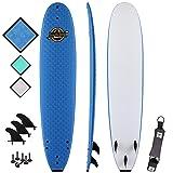 Soft Top Surfboard - Best Foam Surf Board for