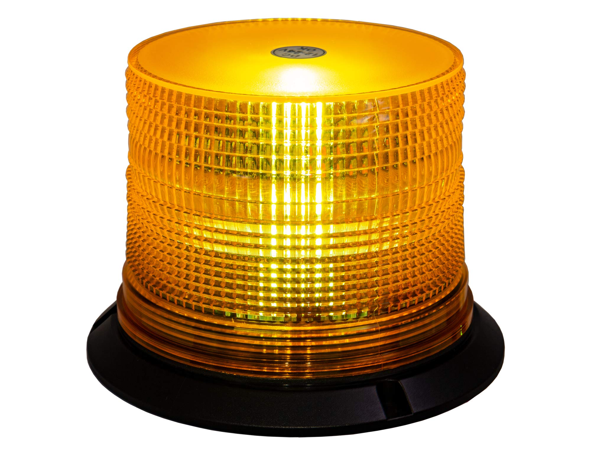 Buyers Products (SL640ALP) Amber Permanent Mount Strobe Light