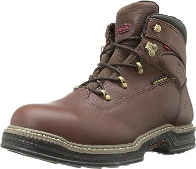 Wolverine GOOD-YEAR WELT  Men/'s 8 Inch Work Boots W04217