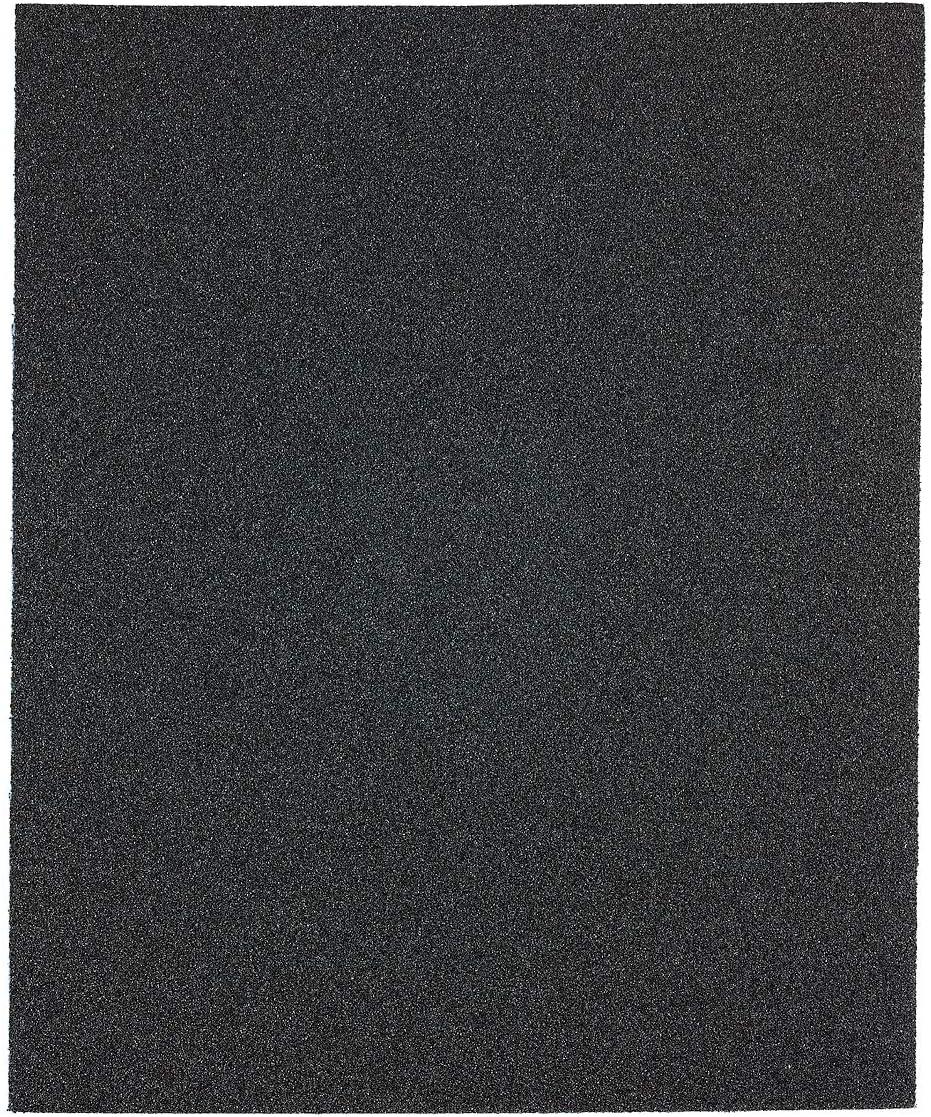kwb 820410 Lot de 5 feuilles de papier abrasif pour m/étal et acier Bleu 230 x 280 mm Korn K-100 fabriqu/é en Europe.