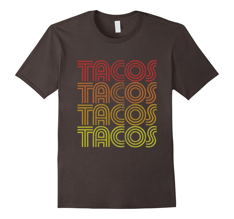 Vintage Taco Tuesday shirt Retro Tacos t-shirt