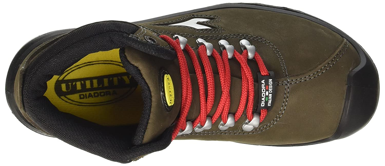 Diadora Diablo High S3 Ci Chaussures de Travail Mixte Adulte