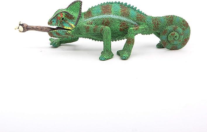 5 cm Animaux Sauvages 50175 Vert Reptile Papo Bleu equatorial Grenouille