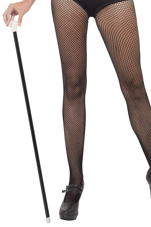 20s Style Black Dance Cane - ST Smiffy' s 92116