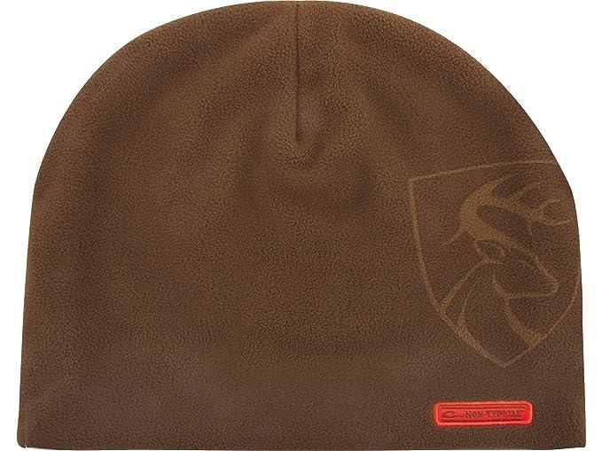 Amazon.com   Drake Non-Typical Fleece Beanie Polyester Brown   Sports    Outdoors bab840f86ae8
