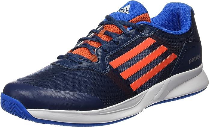 adidas Sonic Court Padel, Zapatillas de Tenis para Hombre, Naranja ...