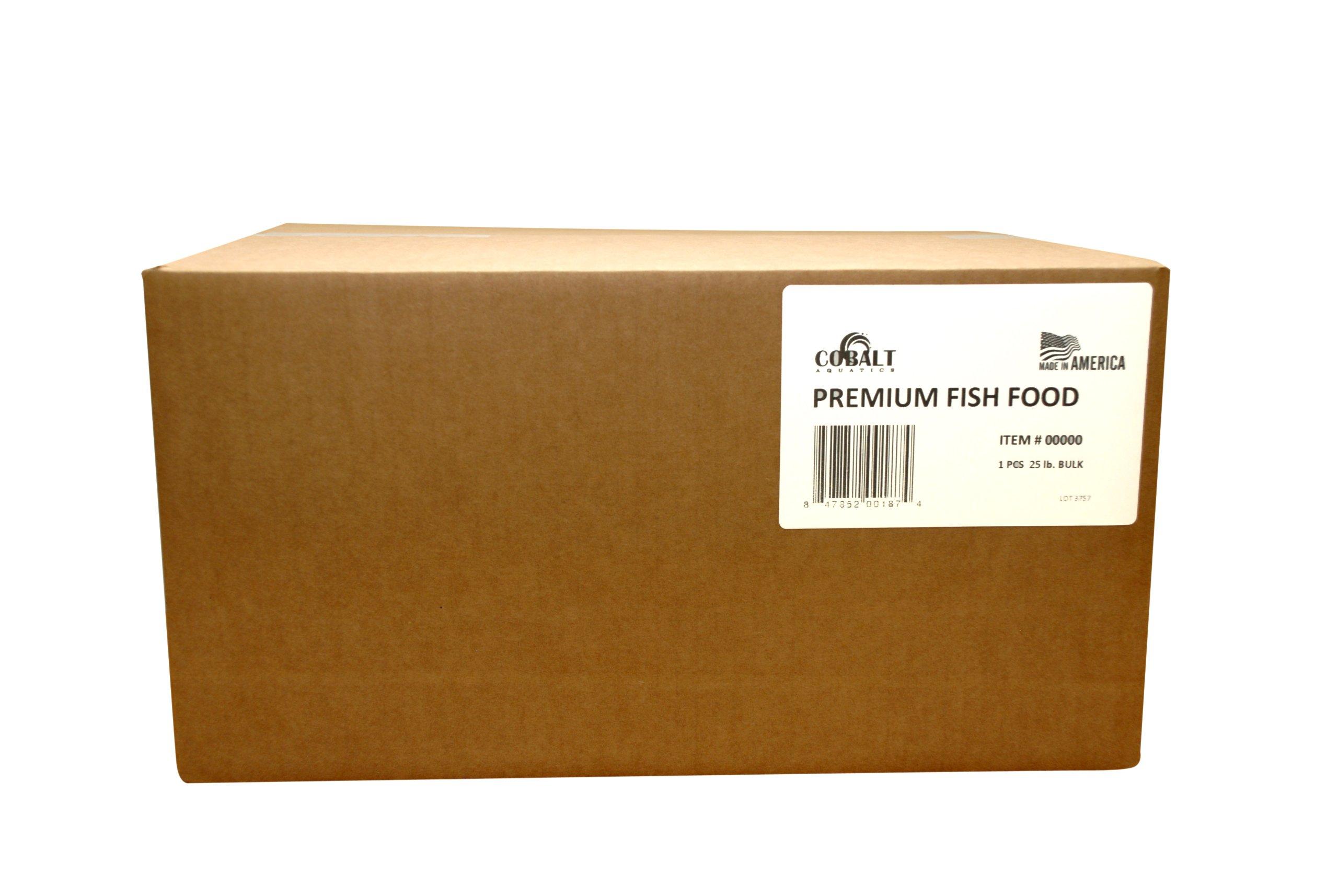 Cobalt Aquatics Shrimp Pellet, 30 lb by Cobalt Aquatics