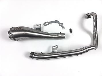 Turbo Kit - Escape Mh Rx 125 R Lc-Kn1 125 Lc -Mh7 125 Lc: Amazon.es: Coche y moto