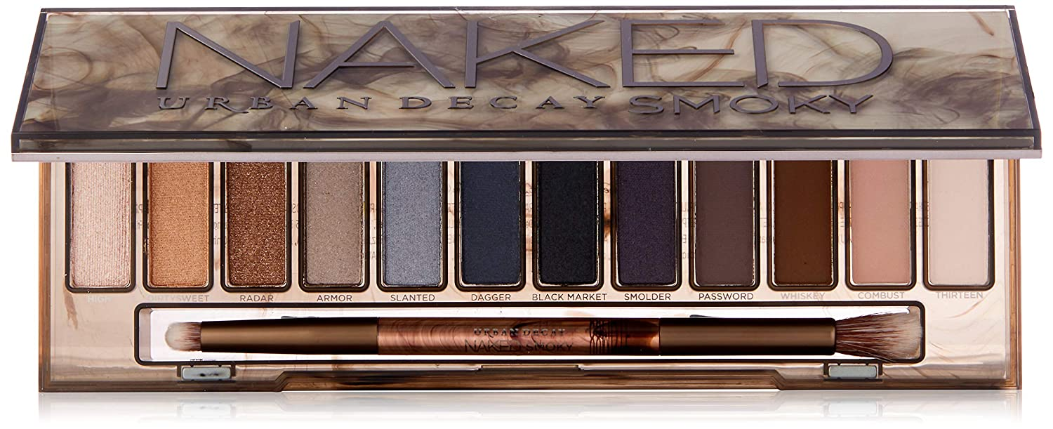 Urban Decay Naked Smoky B011JRGS0S