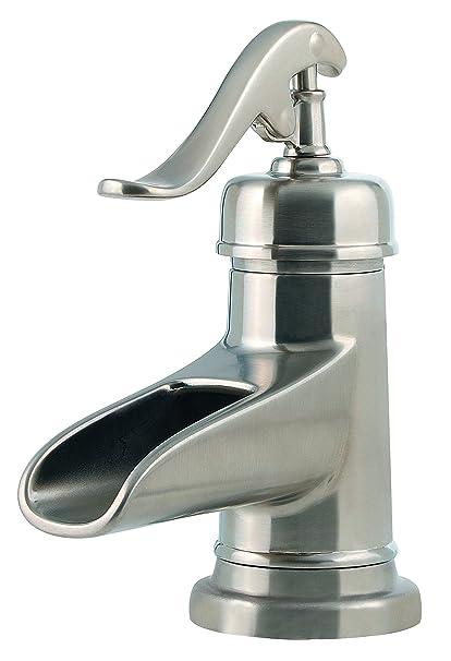 pfister lfm42ypkk ashfield single control 4 centerset bathroom rh amazon com pfister bathroom faucet parts pfister bathroom faucet home depot